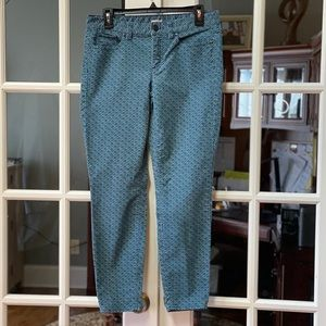 J. Crew Toothpick Courduroy Jeans
